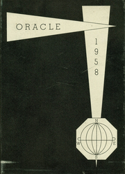 Gloversville High School - Oracle Yearbook (Gloversville, NY) online yearbook collection, 1958 Edition, Page 1