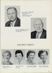 Page 17, 1961 Edition, Gloversville High School - Oracle Yearbook (Gloversville, NY) online yearbook collection