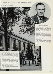 Page 9, 1961 Edition, Gloversville High School - Oracle Yearbook (Gloversville, NY) online yearbook collection