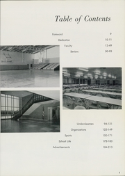 Page 11, 1962 Edition, Gloversville High School - Oracle Yearbook (Gloversville, NY) online yearbook collection