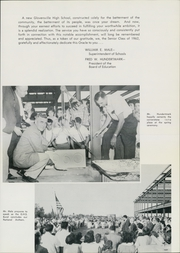 Page 15, 1962 Edition, Gloversville High School - Oracle Yearbook (Gloversville, NY) online yearbook collection