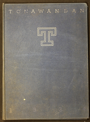 Page 1, 1934 Edition, Tonawanda High School - Tonawandan Yearbook (Tonawanda, NY) online yearbook collection