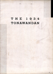 Page 5, 1934 Edition, Tonawanda High School - Tonawandan Yearbook (Tonawanda, NY) online yearbook collection