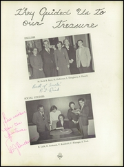 Page 11, 1950 Edition, Tonawanda High School - Tonawandan Yearbook (Tonawanda, NY) online yearbook collection