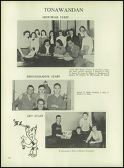 Page 62, 1951 Edition, Tonawanda High School - Tonawandan Yearbook (Tonawanda, NY) online yearbook collection