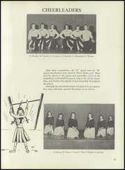 Page 65, 1951 Edition, Tonawanda High School - Tonawandan Yearbook (Tonawanda, NY) online yearbook collection