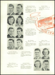 Franklin Delano Roosevelt High School - Orbit Yearbook (Brooklyn, NY) online yearbook collection, 1941 Edition, Page 20