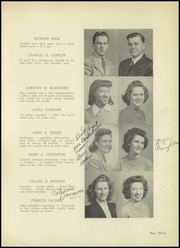 Page 15, 1945 Edition, Riverhead High School - Blue Peconic Yearbook (Riverhead, NY) online yearbook collection