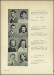 Page 16, 1945 Edition, Riverhead High School - Blue Peconic Yearbook (Riverhead, NY) online yearbook collection