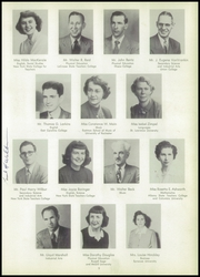Page 13, 1952 Edition, Burnt Hills Ballston Lake High School - Hilltop Yearbook (Burnt Hills, NY) online yearbook collection
