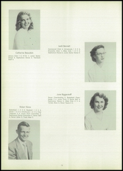 Page 16, 1952 Edition, Burnt Hills Ballston Lake High School - Hilltop Yearbook (Burnt Hills, NY) online yearbook collection