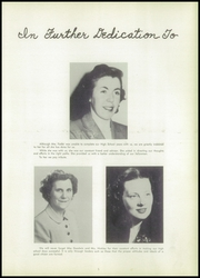 Page 9, 1952 Edition, Burnt Hills Ballston Lake High School - Hilltop Yearbook (Burnt Hills, NY) online yearbook collection