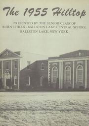 Page 6, 1955 Edition, Burnt Hills Ballston Lake High School - Hilltop Yearbook (Burnt Hills, NY) online yearbook collection