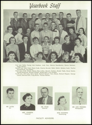 Page 10, 1958 Edition, Burnt Hills Ballston Lake High School - Hilltop Yearbook (Burnt Hills, NY) online yearbook collection