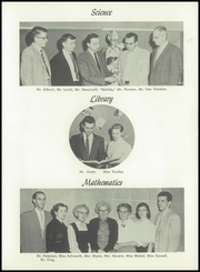 Page 17, 1958 Edition, Burnt Hills Ballston Lake High School - Hilltop Yearbook (Burnt Hills, NY) online yearbook collection