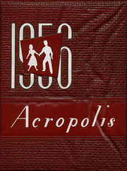 Scotia Glenville High School - Acropolis Yearbook (Scotia, NY) online yearbook collection, 1956 Edition, Page 1