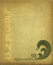 1958 Edition, Valley Stream South High School - Legend Yearbook (Valley Stream, NY)