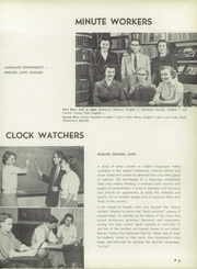 Page 13, 1954 Edition, Lake Shore Central High School - Shorelines Yearbook (Angola, NY) online yearbook collection
