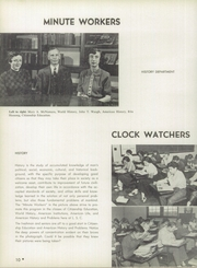 Page 14, 1954 Edition, Lake Shore Central High School - Shorelines Yearbook (Angola, NY) online yearbook collection