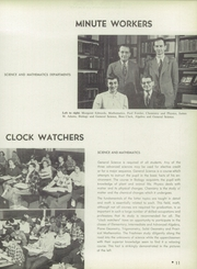 Page 15, 1954 Edition, Lake Shore Central High School - Shorelines Yearbook (Angola, NY) online yearbook collection