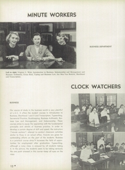 Page 16, 1954 Edition, Lake Shore Central High School - Shorelines Yearbook (Angola, NY) online yearbook collection