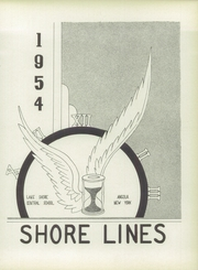 Page 7, 1954 Edition, Lake Shore Central High School - Shorelines Yearbook (Angola, NY) online yearbook collection