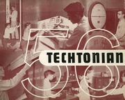 1956 Edition, Hutchinson Central Technical High School - Techtonian Yearbook (Buffalo, NY)
