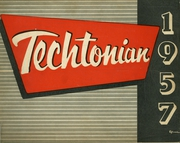 1957 Edition, Hutchinson Central Technical High School - Techtonian Yearbook (Buffalo, NY)
