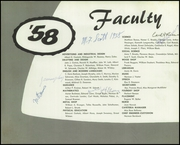 Page 8, 1958 Edition, Hutchinson Central Technical High School - Techtonian Yearbook (Buffalo, NY) online yearbook collection