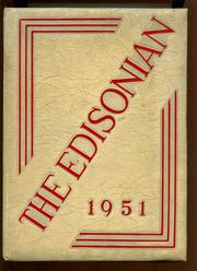 1951 Edition, Edison Technical High School - Edisonian Yearbook (Rochester, NY)