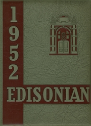 Edison Technical High School - Edisonian Yearbook (Rochester, NY) online yearbook collection, 1952 Edition, Page 1