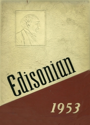 Edison Technical High School - Edisonian Yearbook (Rochester, NY) online yearbook collection, 1953 Edition, Page 1