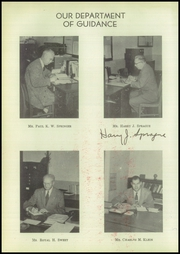 Page 14, 1954 Edition, Edison Technical High School - Edisonian Yearbook (Rochester, NY) online yearbook collection