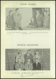 Page 16, 1954 Edition, Edison Technical High School - Edisonian Yearbook (Rochester, NY) online yearbook collection