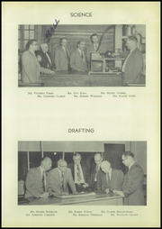 Page 17, 1954 Edition, Edison Technical High School - Edisonian Yearbook (Rochester, NY) online yearbook collection
