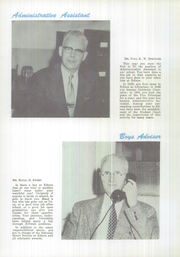 Page 12, 1955 Edition, Edison Technical High School - Edisonian Yearbook (Rochester, NY) online yearbook collection