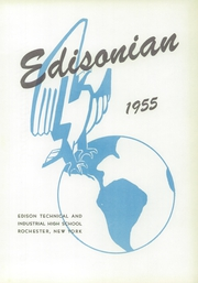 Page 5, 1955 Edition, Edison Technical High School - Edisonian Yearbook (Rochester, NY) online yearbook collection