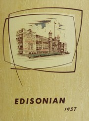 Edison Technical High School - Edisonian Yearbook (Rochester, NY) online yearbook collection, 1957 Edition, Page 1