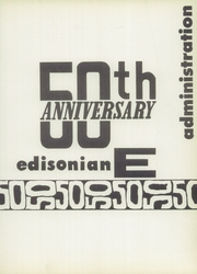 Page 11, 1959 Edition, Edison Technical High School - Edisonian Yearbook (Rochester, NY) online yearbook collection