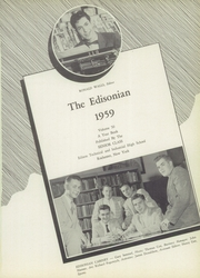 Page 5, 1959 Edition, Edison Technical High School - Edisonian Yearbook (Rochester, NY) online yearbook collection
