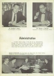Page 10, 1957 Edition, Cortland High School - Didascaleion Yearbook (Cortland, NY) online yearbook collection