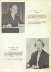 Page 11, 1957 Edition, Cortland High School - Didascaleion Yearbook (Cortland, NY) online yearbook collection