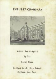 Page 5, 1957 Edition, Cortland High School - Didascaleion Yearbook (Cortland, NY) online yearbook collection