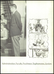 Page 11, 1957 Edition, Babylon High School - Trawler Yearbook (Babylon, NY) online yearbook collection