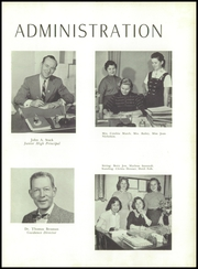 Page 13, 1957 Edition, Babylon High School - Trawler Yearbook (Babylon, NY) online yearbook collection