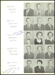 Page 14, 1957 Edition, Babylon High School - Trawler Yearbook (Babylon, NY) online yearbook collection