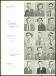 Page 16, 1957 Edition, Babylon High School - Trawler Yearbook (Babylon, NY) online yearbook collection