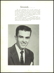 Page 8, 1957 Edition, Babylon High School - Trawler Yearbook (Babylon, NY) online yearbook collection