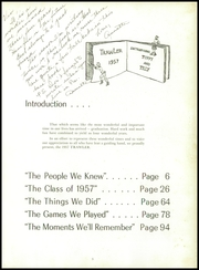 Page 9, 1957 Edition, Babylon High School - Trawler Yearbook (Babylon, NY) online yearbook collection