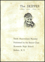 Page 5, 1940 Edition, Riverside High School - Skipper Yearbook (Buffalo, NY) online yearbook collection